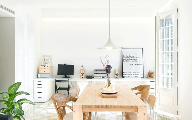 Ideas de home staging para tu comedor