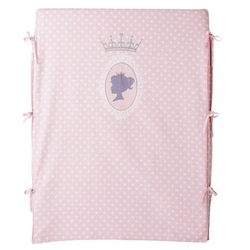 Funda de cabecero infantil Dream princesse